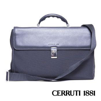 CERRUTI 1881 義大利進口公事包 020F-F1101