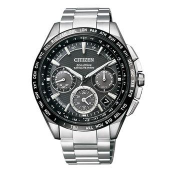 【CITIZEN】世界制霸光動能GPS腕錶金城武代言款(CC9015-54E)