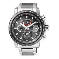 ~CITIZEN星辰~霸氣光動能 性電波時計腕錶 ^#40 AT9071 ^#45 58E