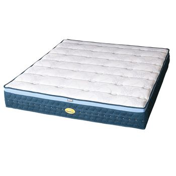 DEREK認證涼感紗獨立筒床墊-雙人