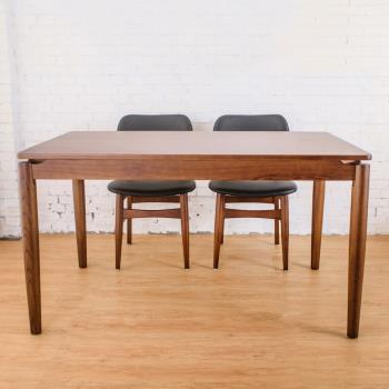 Bernice-東尼實木餐桌