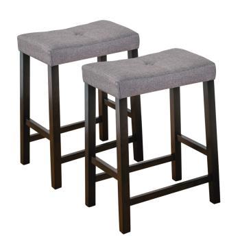 Bernice-維特吧台椅/高腳椅(二入組合)