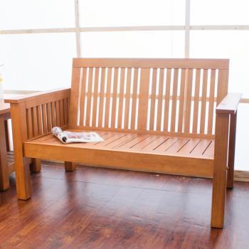 Bernice-喬納森實木雙人椅