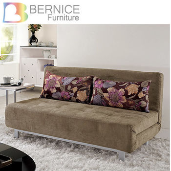 Bernice-艾格布沙發床-送抱枕