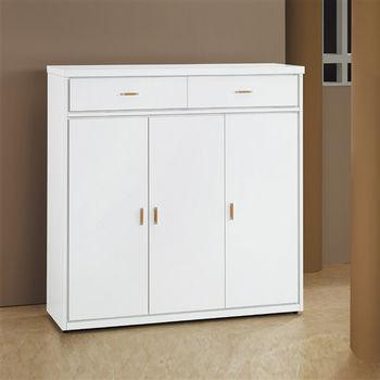 [5U6]白色4尺鞋櫃5U6-240-1264