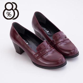 【88%】韓版熱賣光澤亮皮紳士鞋牛津鞋 2色