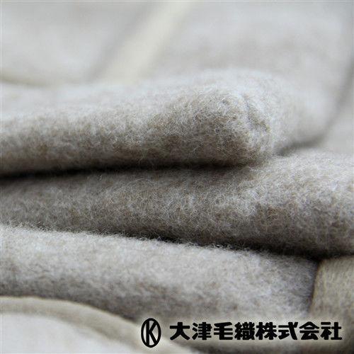 【日本大津】頂級塔斯馬尼亞羊絨毯
