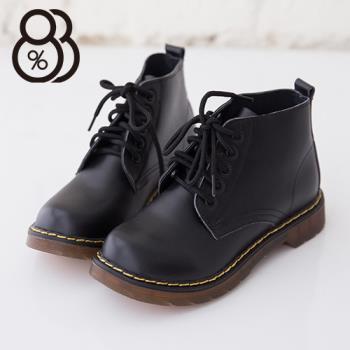【88%】高質感全牛皮超耐磨透明牛津底馬汀靴軍靴馬丁鞋  2色