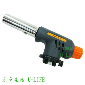 [創意生活 U-LIFE ]TORCH 電子自動點火瓦斯噴槍WS-502C 露營點火 / 中秋烤肉/戶外野炊
