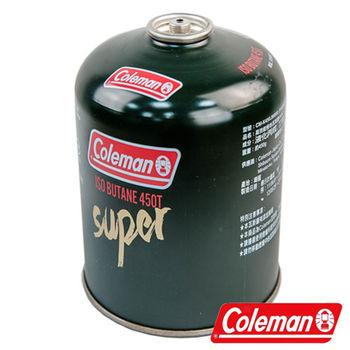 Coleman 高效能極地瓦斯罐 450g CM-K450|瓦斯燈|瓦斯爐|露營|登山