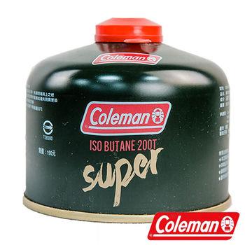 Coleman 高效能極地瓦斯罐 230g CM-K200|瓦斯燈|瓦斯爐|露營|登山
