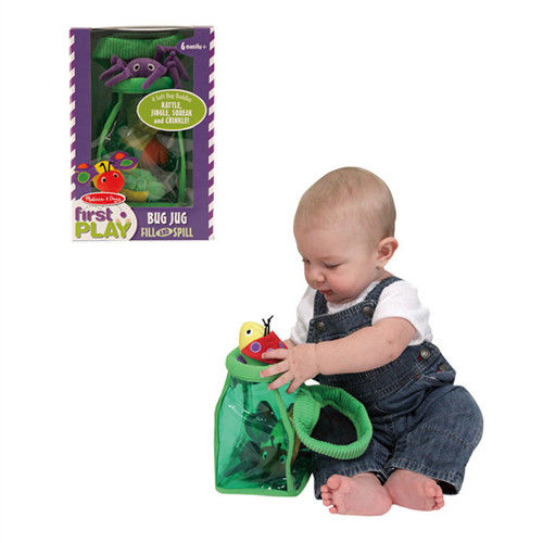 【華森葳兒童教玩具】益智邏輯系列-幼兒昆蟲瓶 N7-3046