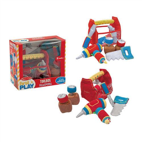 【華森葳兒童教玩具】益智邏輯系列-幼兒安全工具箱 N7-3038