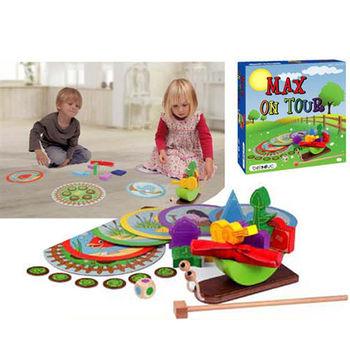 【華森葳兒童教玩具】益智邏輯系列-小蝸牛,加油 K2-B21003