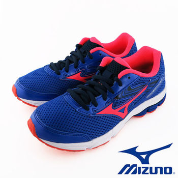 【Mizuno 美津濃】Mizuno  INSPIRE 12 大童鞋   K1GC162755 (藍橘)