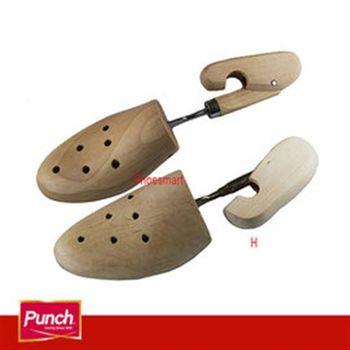 【鞋之潔】英國PUNCH 999原木鞋撐 唯一可微調鬆緊度的木質鞋撐