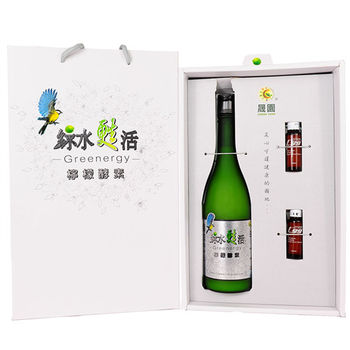 綠水甦活檸檬酵素(600ml/瓶)