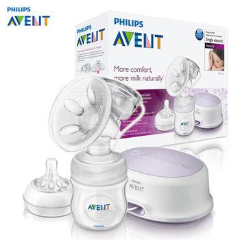 新安怡《Avent》親乳感單邊電動吸乳器(一組)