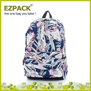 EZPACK 校園花漾後背包 EZ63263 花團錦簇