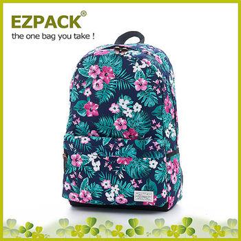 EZPACK 校園花漾後背包 EZ63263 扶桑花桃
