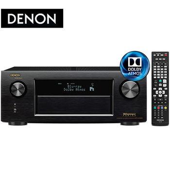 送好禮《DENON》7.2 聲道全4K Ultra HD AV擴大機 AVR-X4200W