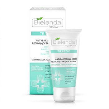 (超低特惠)Bielenda 碧爾蘭達專護控油煥膚夜霜 杏仁酸乳糖酸 50ml