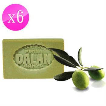 【土耳其dalan】純橄欖油手工皂 170gX 6/組