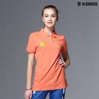 K-Swiss Solid Polo短袖Polo衫-女 (共3色)