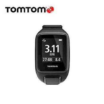 【TomTom】 Spark Cardio 心率健身運動手錶 (S細錶帶)
