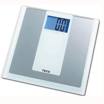 【東元TECO】藍光體重計 XYFWT481