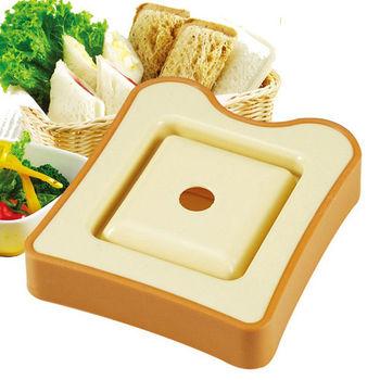 日本Arnest創意料理小物-可愛吐司切模組