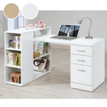Bernice-布萊爾功能組合式書桌(二色可選)