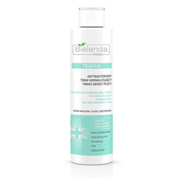 (超低特惠)Bielenda 碧爾蘭達專護控油毛孔調理爽膚水 杏仁酸乳糖酸 200ml