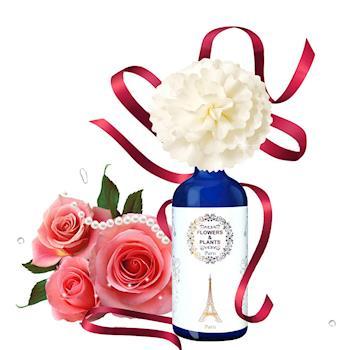 【愛戀花草】室內擴香精油香氛組 100MLX5組(玫瑰、百合花、薰衣草、蘭花、綠茶)