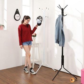 BuyJM 鐵製衣帽架/衣架/(2色可選)