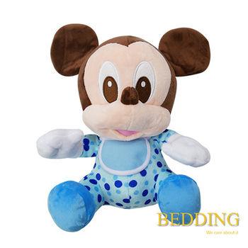 BEDDING 【坐姿米奇】 25CM  可愛 抱枕玩偶