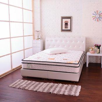 Bernice-蜂巢式三線獨立筒床墊6尺雙人