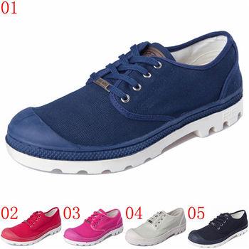 (預購)pathfinder款B2390春季情侶款時尚低幫帆布鞋PF朋克潮流低幫戶外休閒鞋(JHS杰恆社)