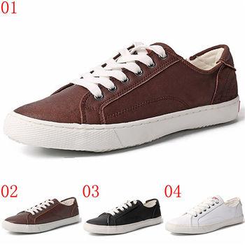 (預購)pathfinder款1010春季新款男士低幫休閒鞋PF真皮舒適運動時尚硫化板鞋(JHS杰恆社)