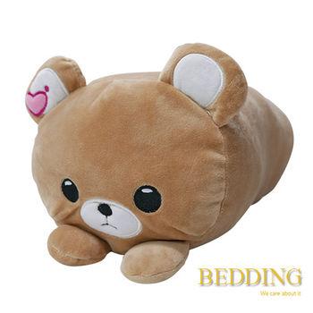 BEDDING 【抱抱俏皮熊】 42CM  可愛玩偶