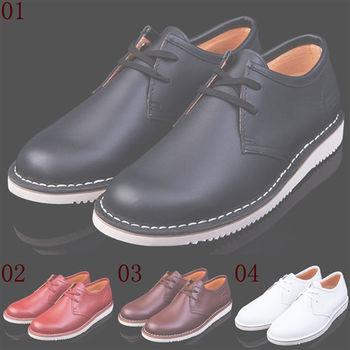 (預購)pathfinder款S302春季男士時尚牛皮商務休閑鞋PF英倫複古潮流低幫皮鞋(JHS杰恆社)