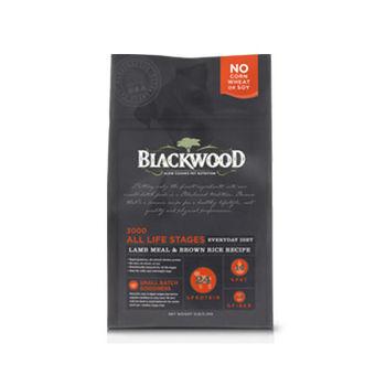【BlackWood】柏萊富 特調全齡犬配方(羊肉+糙米+雞肉)30磅 X 1包