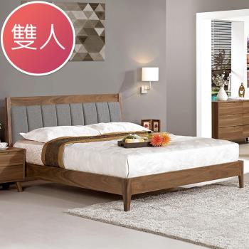 Bernice-維克5.3尺雙人床(不含床墊)