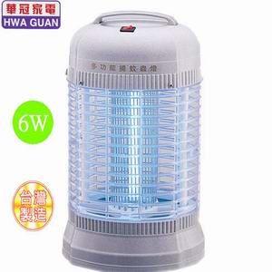 【華冠】6W電子捕蚊燈(ET-609)