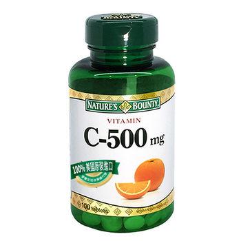 自然之寶維生素C錠 兩入