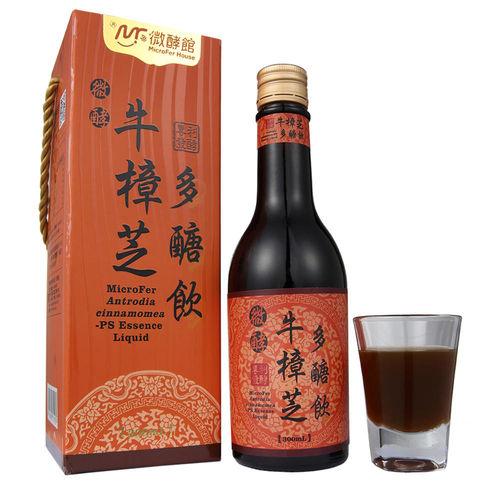 【麗豐LaiFung】微酵牛樟芝多醣飲