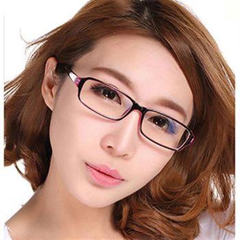 【MEGASOL】寶麗萊抗UV400濾藍光眼鏡(MS21007多色任選)