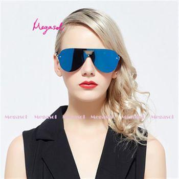 【MEGASOL】電影明星同款UV400偏光太陽眼鏡(卡地亞手工同款MS0518)