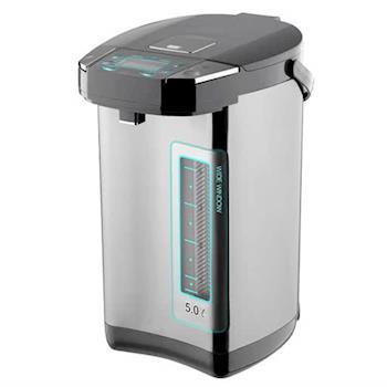 【晶工牌】5.0L光控電動給水熱水瓶 JK-8688