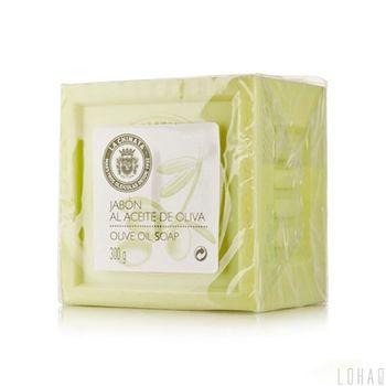【LA CHINATA 希那塔】極緻經典橄欖油香皂300g